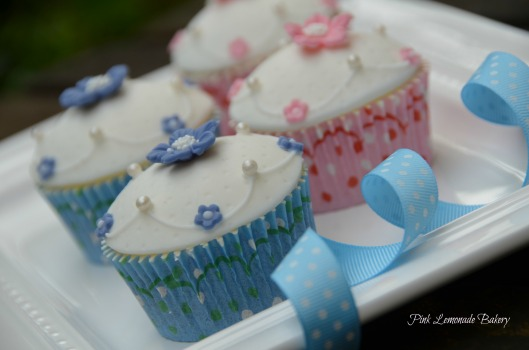 domed cupcakes