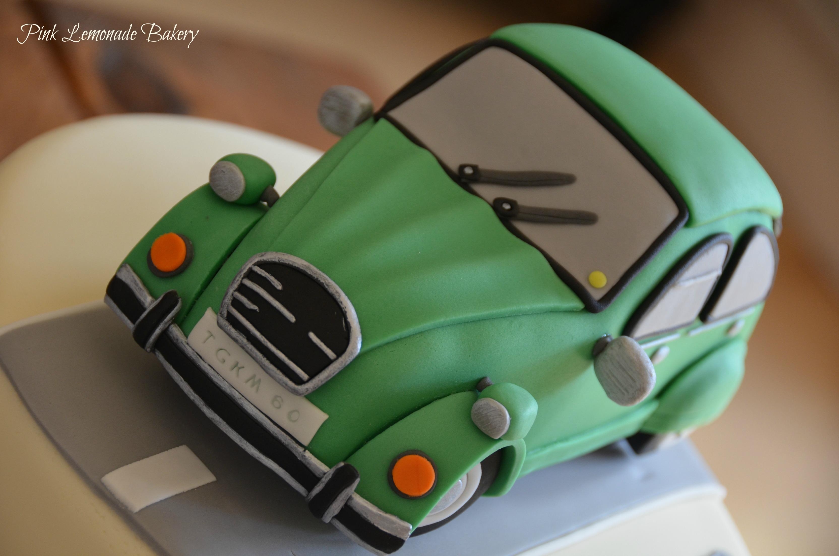 Как сделать машинку из мастики пошагово - Простые рецепты вкусных десертов 12